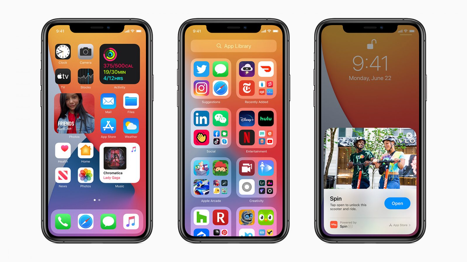 Apple intros iOS 14 with better than Android widgets and more