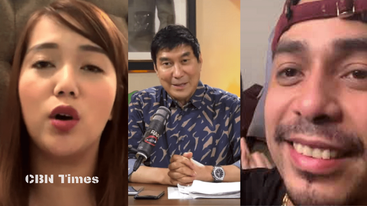 Tim Sawyer and China Roces have reconciled